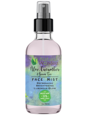 Aloe, Cucumber, Green Tea Face Mist