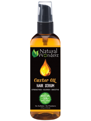 Castor Oil Hair Serum