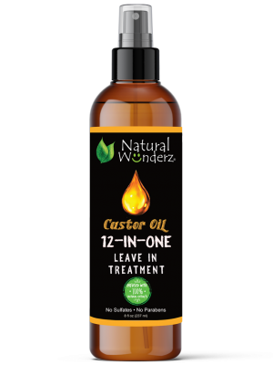 Castor Oil Leave In Treatment Mist