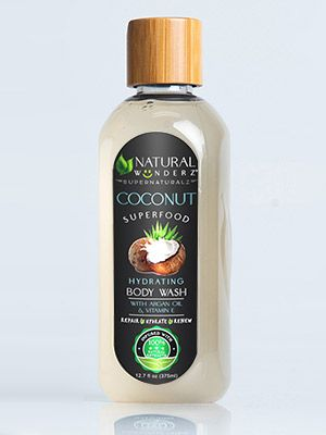 Coconut Hydrating Body Wash