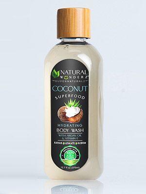 Coconut Hydrating Body Wash