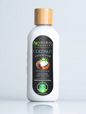 Coconut Hydrating Lotion