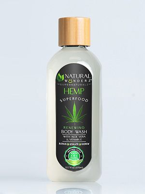 Hemp Renewing Body Wash