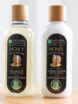 Honey Anti-Frizz Bundle
