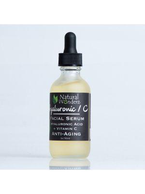 Hyaluronic Acid + Vitamin C Facial Serum