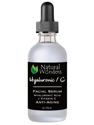 Hyaluronic Acid + Vitamin C Facial Serum