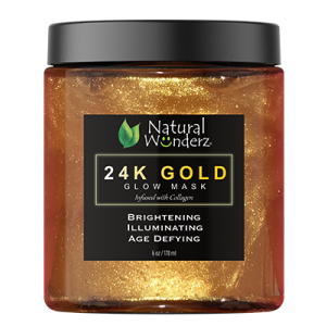24 Karat Gold Facial Mask
